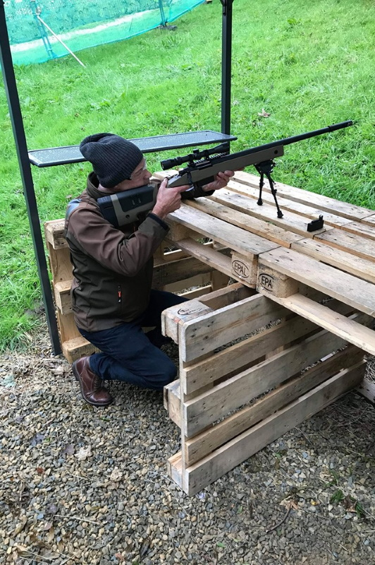 Airsoft Shooting at The Hill Rossendale