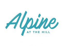 The Alpine Cafe Bistro Bar at The Hill Ski Centre Rossendale