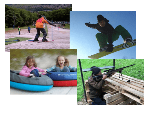 The Hill Rossendale Skiiing Centre Activities