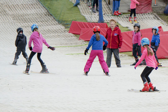 Schools and Groups at The Hill Skiing Centre Rossendale