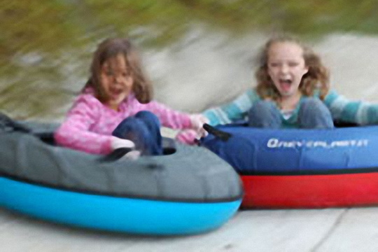 Family Fun at The Hill Skiing Centre Rossendale